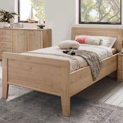 Einzelne Betten